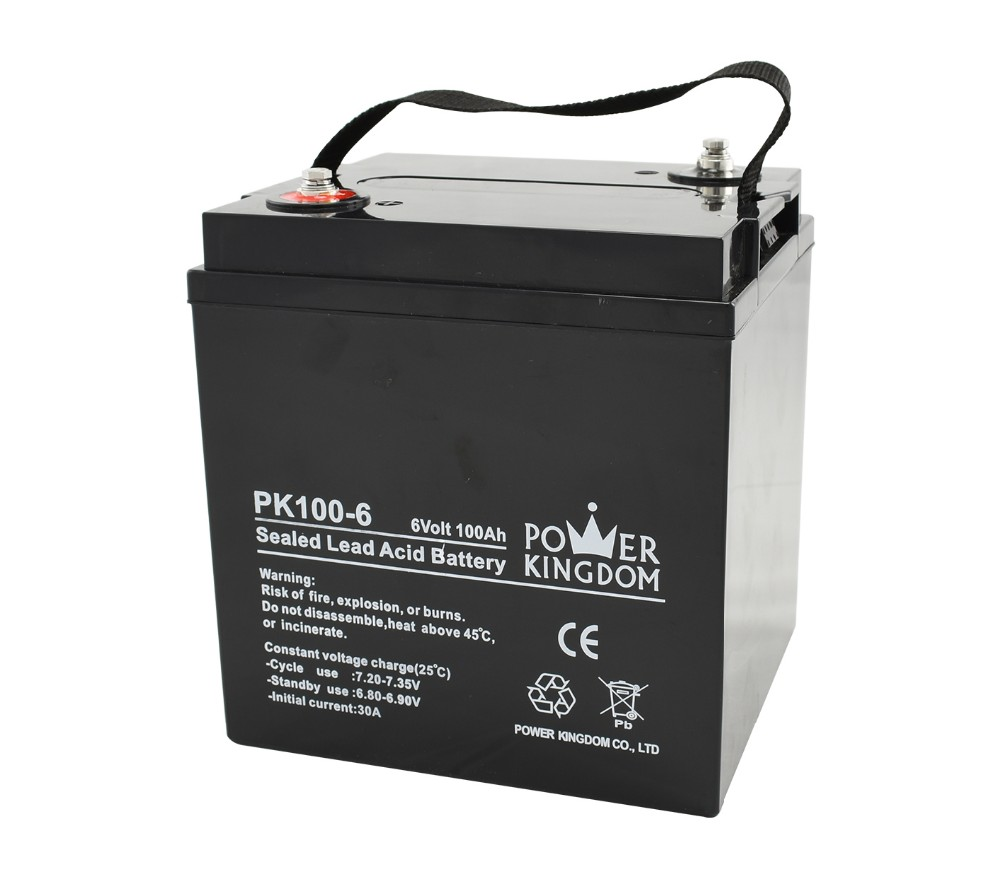 Power Kingdom High-quality gma battery free quote solar and wind power system-2