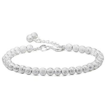 New Arrive Fashion Simple and Elegant Round Ball Tennis Bracelet For Women