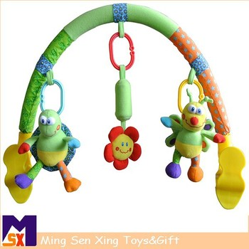 Wholesale China Children Baby Car Seat Clamp Hanging Toy