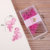 Good quality popular flamingo shaped paper clip shiny pink color