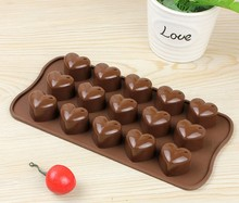 Food grade Silicone Mold for Making Homemade Chocolate Candy Gummy Jelly