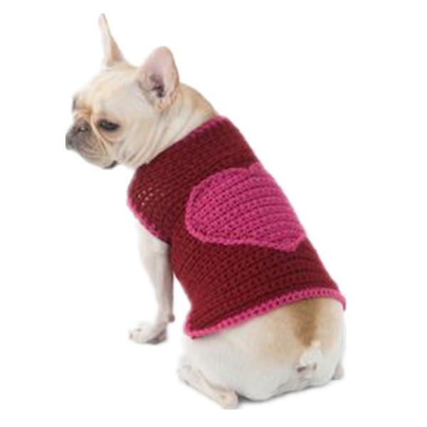 Süß-taste Häkeln Hund Kleidung Hand Stricken Hund Pullover - Buy ...