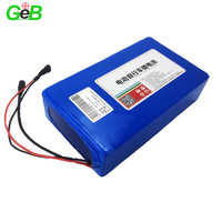 36v 20Ah electric bicycle battery pack with shrick package battery