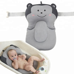Baby Shower Microbeads Full Body Support Bath Pillow Cushion