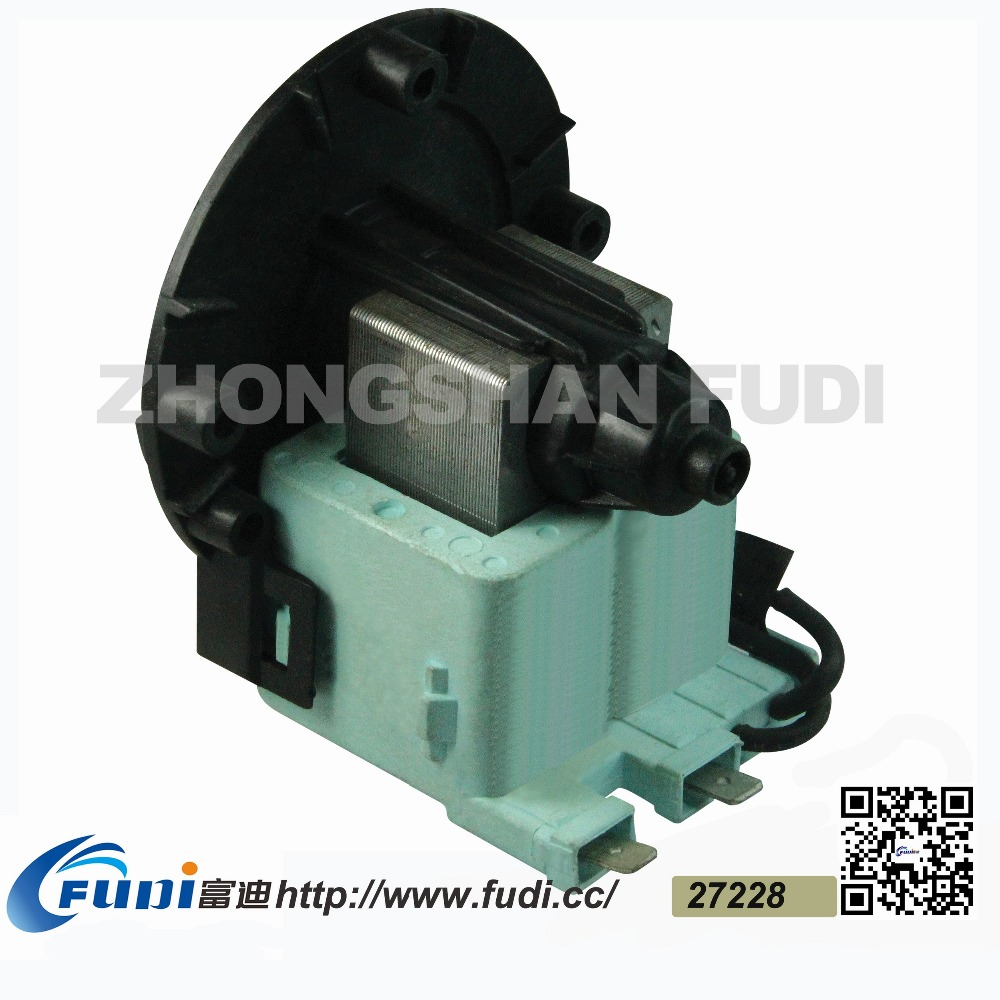 Pump to drain water drain water pump for pedicure spa for How to test a washer drain pump motor