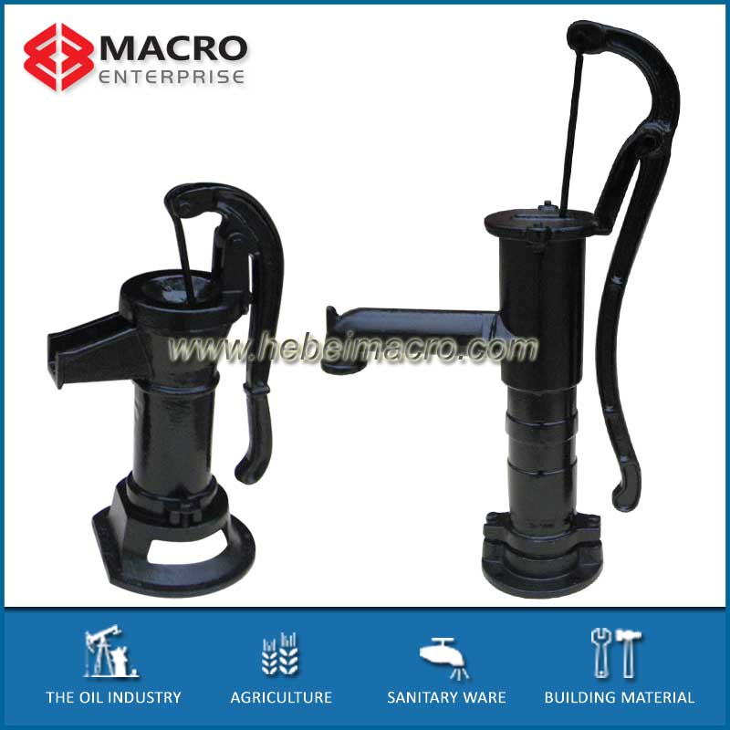 for Germany cast iron farming water pump