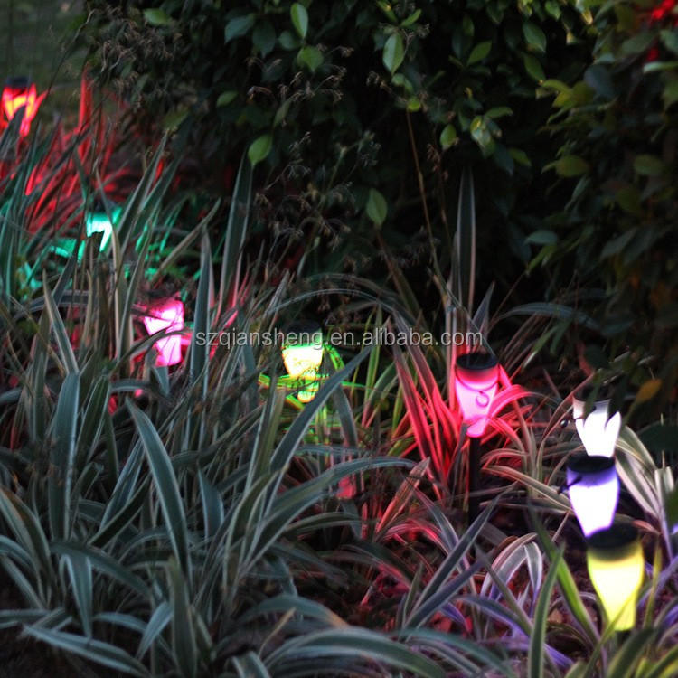 Solar Outdoor Lamp Decoration Solar Led Lawn Light