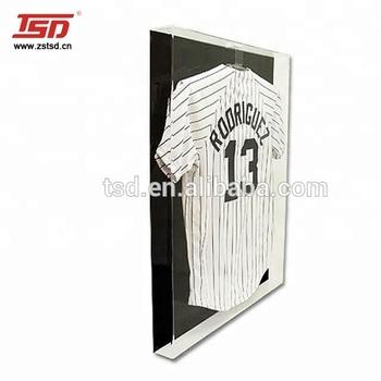Wall Mounted Acrylic T-shirt Display Case - Buy Acrylic Protective ...