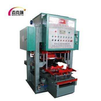 CNC price list of concrete block making machine/ Fully automatic concrete block making machine