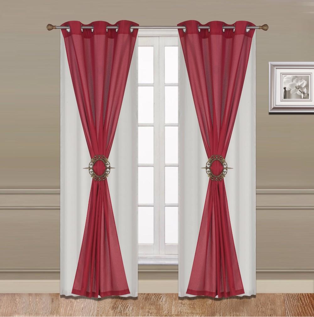 Curtain Parts Tie Backs