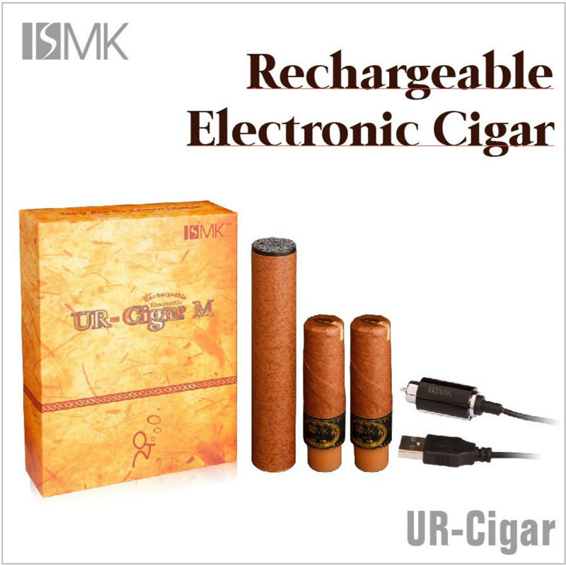 Latest electronic technology 1800 puffs rechargeable electronic cigar UR-Cigar electronic cigarette china manufacturer