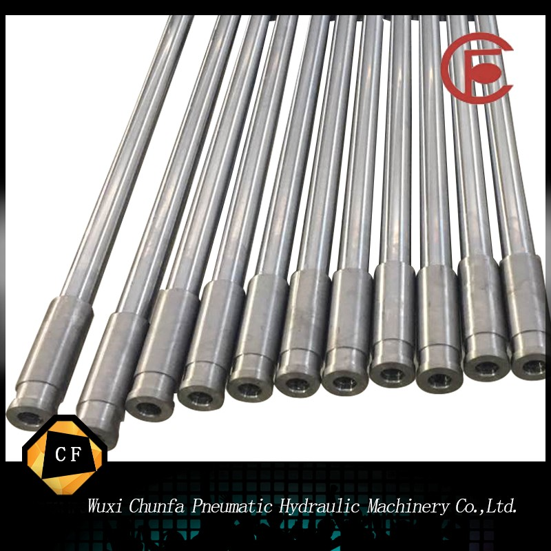 Forged one-piece steel wire rod blank