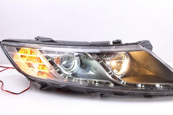 Led pour Kia Lampe 2012 Tête Pour Ange Buy K5 Phare 2011 Année Lf Optima Product Optima On Yeux iPkXZuOT