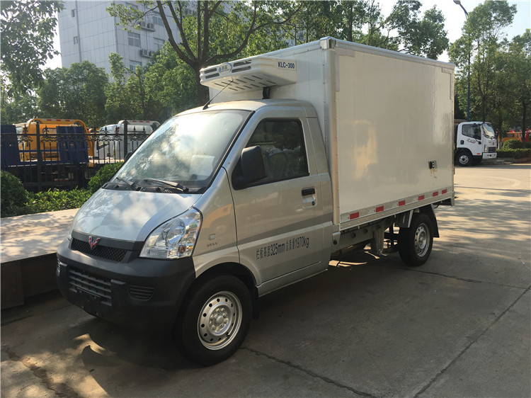 25ec64e7ab Refrigerated Van 1.5 Ton Small Refrigerator Car Price - Buy ...