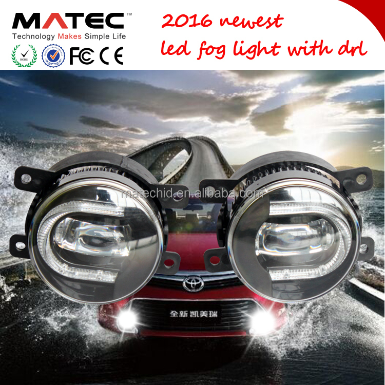 Matec auto led drl for honda jazz,vinstar high power led drl,flexible led drl/ daytime running light