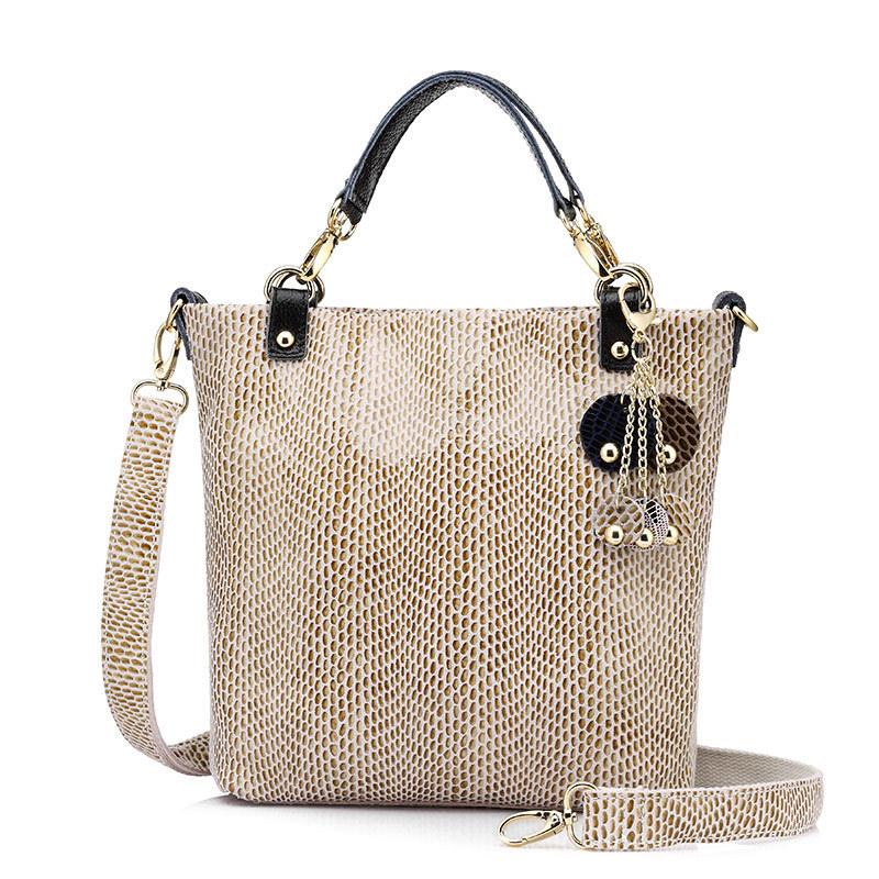 REALER женская кожанная сумка с короткими ручками,дамские сумки мешок,женская сумка через плечо из натуральной кожи высокого качества(Китай)