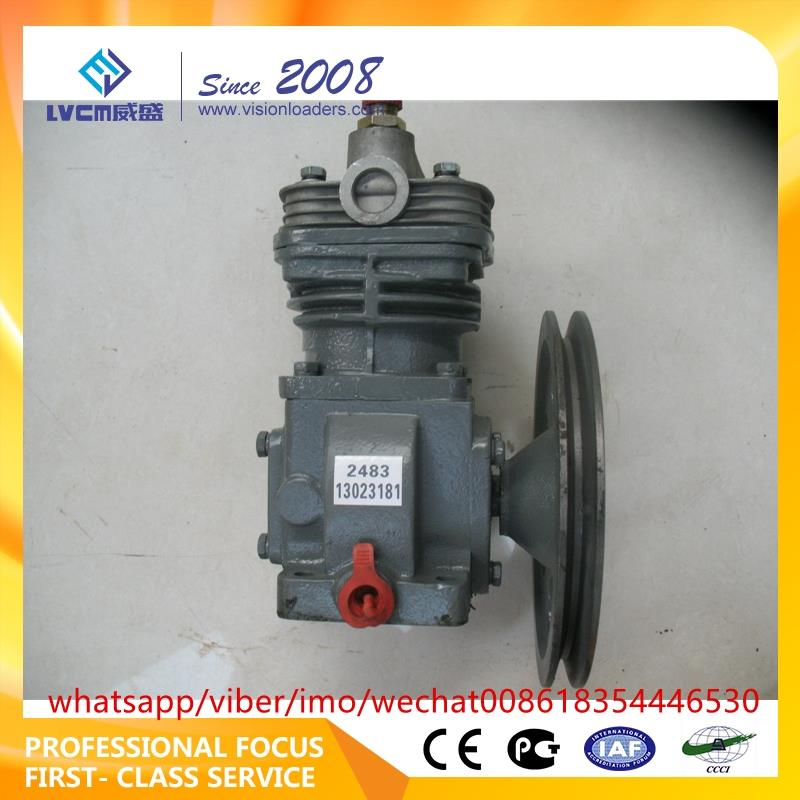 higher air compression 13023181 for WEICHAI DEUTZ TD226B WP6G Engine spare part FOR SALE