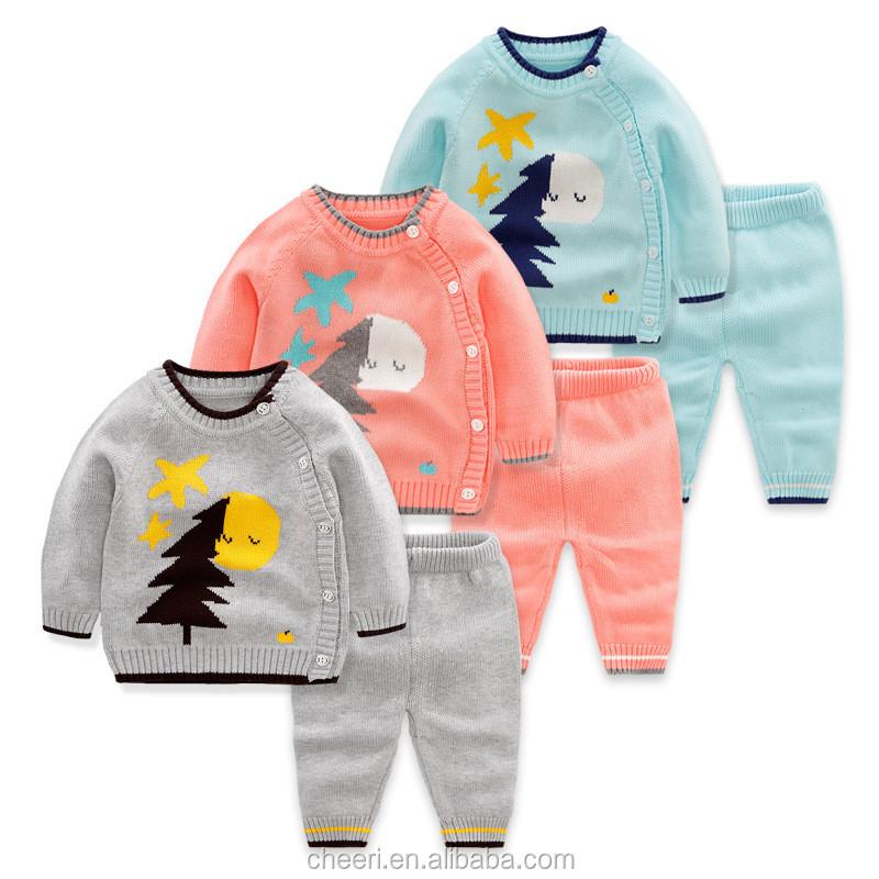8ecc0cc27 2017 Latest New Style New Born Baby Sweater Cute Handmade Sweaters ...