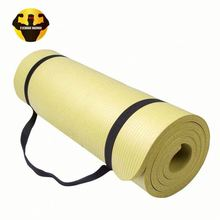 RAMBO China Supplier Durable Waterproof Private Label Nbr Eco 6Mm Thick Yoga Mat