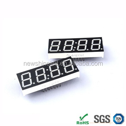 4 digital led display digital price display for supermarket showing 7 segment LED digital display for supermarket price