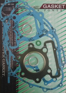 Motorcycle vespa px spare parts, engine full gasket
