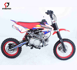 125cc dirt bike racing 125cc pit bike YX engine pitbike SY moto SYC-125 Inverted