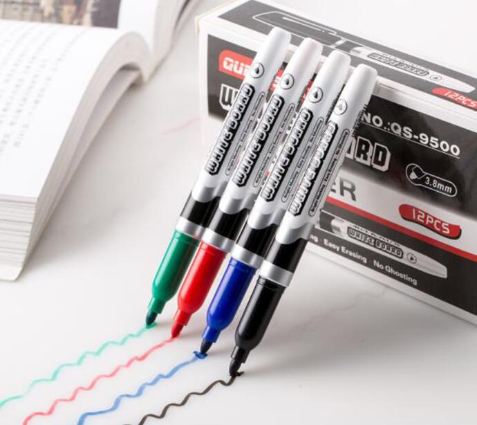 OEM Eco-friendly Erasable Marker Pen Wholesale Latest Design Advertising Marker Pen With Company Logo