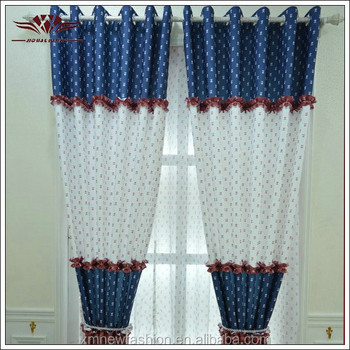Attirant Home Textile Curtain, Bedroom And Living Room Curtains, Simple Curtain  Design
