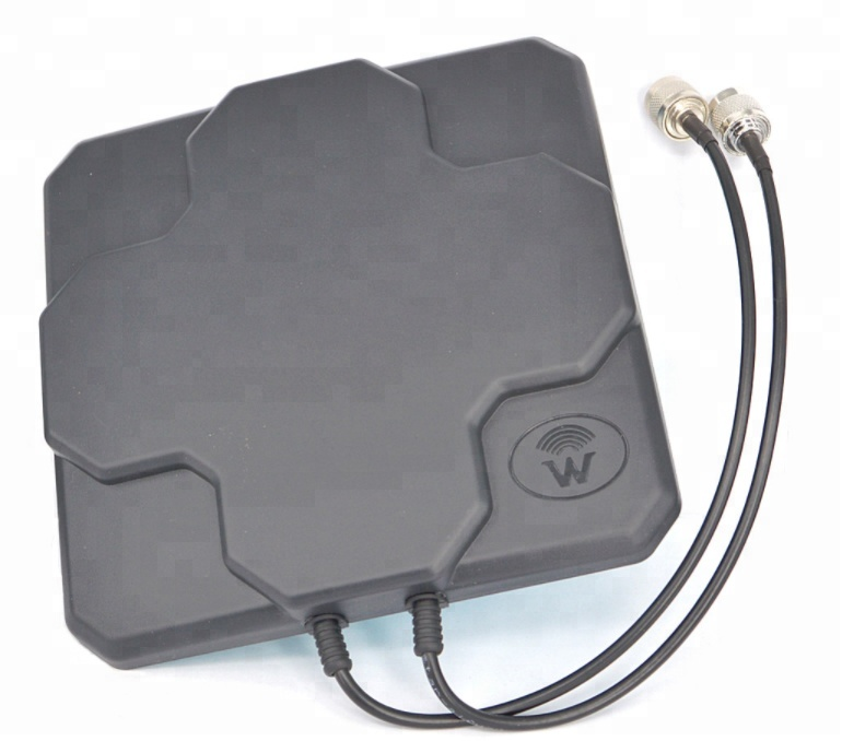 4G <strong>Antenna</strong> Outdoor Panel 18dbi High Gain 698-2690MHz 4G LTE Aerial Directional MIMO External <strong>Antenna</strong> For Wireless Router