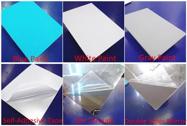 mirror acrylic sheet