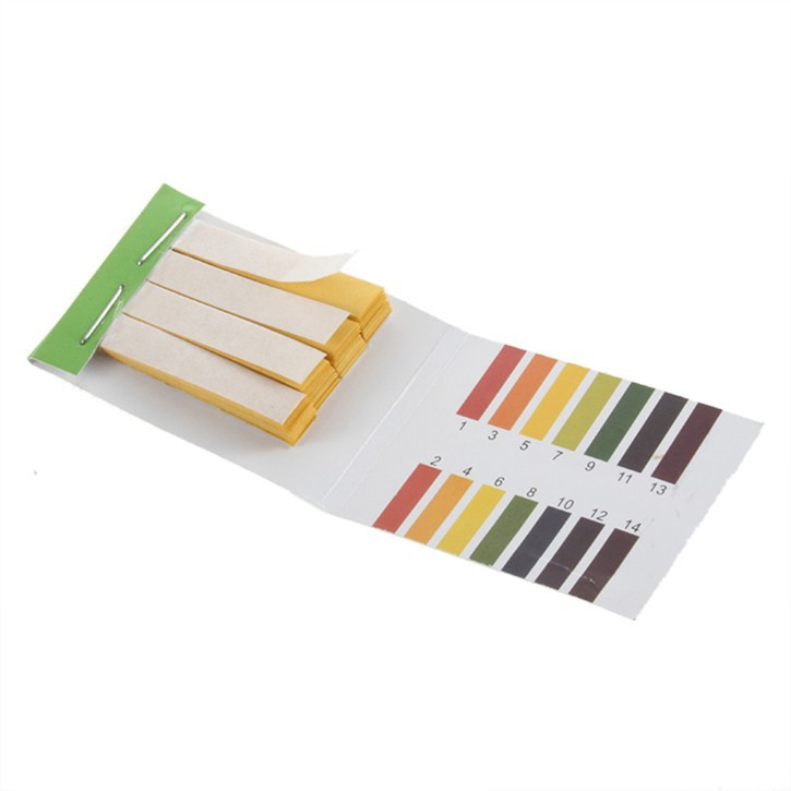 Set of 80pcs pH Test Paper Strips brand new and high quality