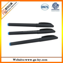 Matt black promotion gel pen