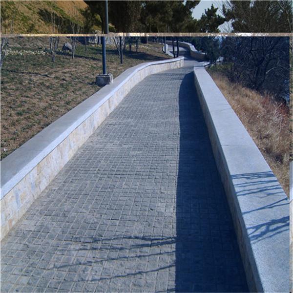 Outdoor Paving Stone Driveway Paving Tiles Mesh Cobble