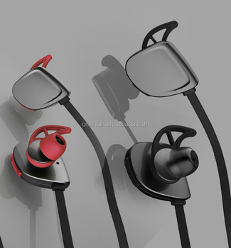 Kinlan Unique Magnetic Wireless headphones Handsfree earphone with MIC stereo sound headset