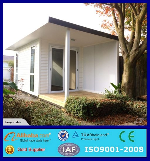 Low cost prefab flat roof small modern house designs plans Low cost modern homes