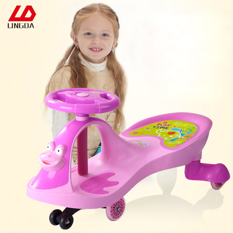 Children Manual Ride On Car Top Quality New Design Swing Car Xingtai