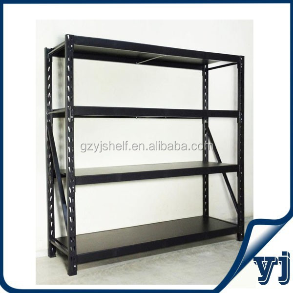 medium duty rack tag res m talliques garage stockage la maison 4 tag res tag re tag res. Black Bedroom Furniture Sets. Home Design Ideas