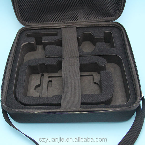 wholesale foam carry case with EPE insert for sales presentation purpose