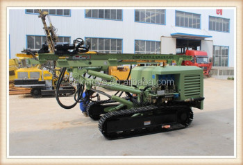 multi-purpose hydraulic rotary drilling rig G150YF with ISO&CE Certification