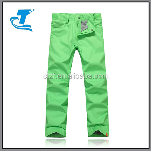 Softshell Winter Kids Warm Windproof Active Ski Pants