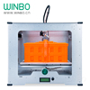 Winbo Fast Speed Big 3D Printer Build Size 458*305*305mm , Most Practical Industrial large 3D Printer China