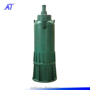 explosion-proof mining dewatering dredging submersible pump