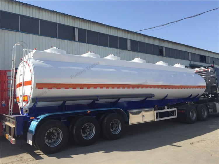Tanque de gasolina capacidad