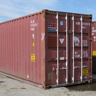 20FT 40FT second hand shipping containers for sale at cheap prices