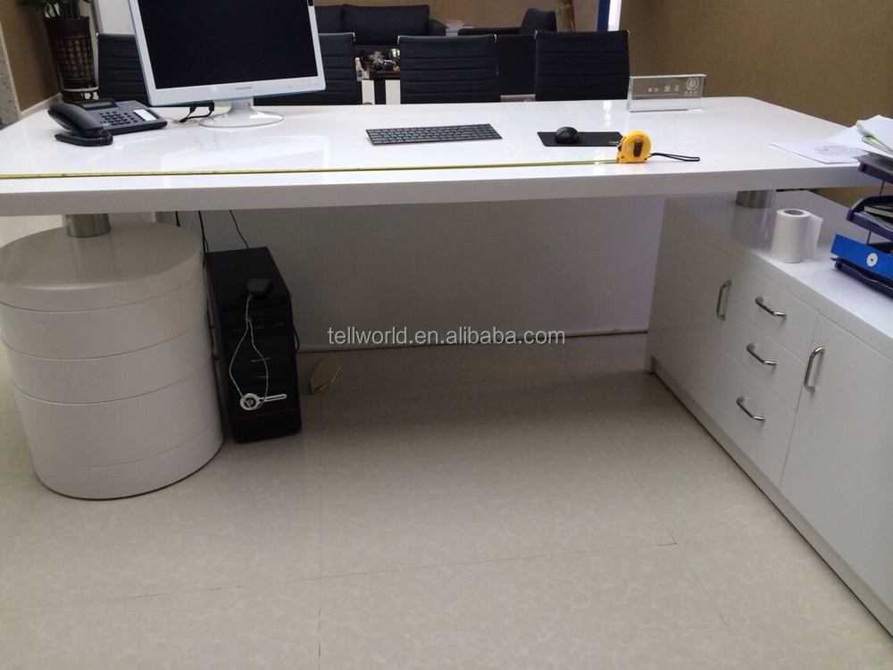 image white of executive contemporary desk awesome