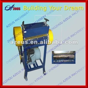 Scrap Cable Wire Stripping Machine/used Copper Cable Stripper With ...