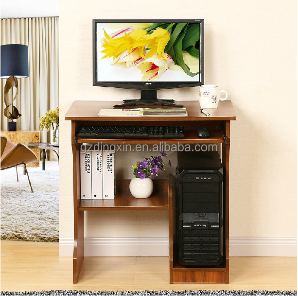 Small Size Wooden Computer Desk Of Living Room Furniture