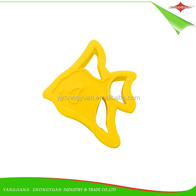 ZY-G2002 Yangjiang Factory 7PCS Easy-functional Animal Style Plastic Cookie Cutter set