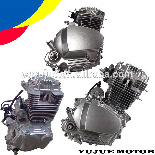 Professional water cooled motorcycle engine/spare parts