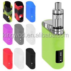 Professional factory supply directly silicon sleeve for istick pico mega 80W TC Starter kit